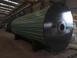 250万大卡导热油炉4吨导热油锅炉4吨燃气锅炉YQW3000Q导热油炉
