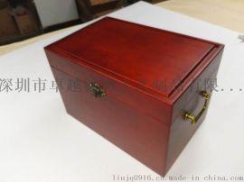 茶具木盒/旅行茶具木箱