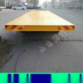 30吨平板拖车 大吨位厂区板车 集装箱运输车