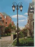 重庆太阳能庭院灯生产厂家LED庭院灯价格