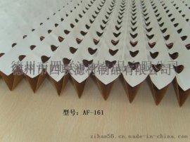 广东厂家低价销售V型折叠干式过滤纸