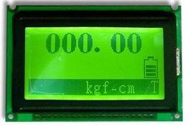 帶字型檔LCD12864液晶顯示模組