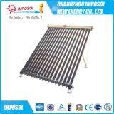 优质出口真空管太阳能集热器,分体太阳能热水器,斜屋面集热器SOLARKEY MARK认证