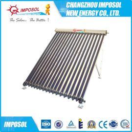 **出口真空管太阳能集热器,分体太阳能热水器,斜屋面集热器SOLARKEY MARK认证