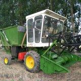玉米秸稈青儲機 玉米杆切碎回收機 飼料青儲回收機
