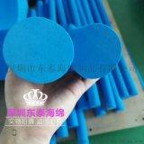 厂家定制线切割EVA防护条/EVA圆棒 异形EVA圆柱