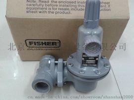 Fisher燃气627-496减压阀 调压阀