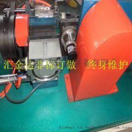全自动切管机 铜铝管全自动无屑开料机_汇金达生产