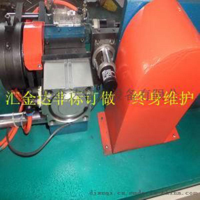 全自動切管機 銅鋁管全自動無屑開料機_匯金達生產