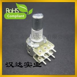 **电位器 RV12电位器 半圆柄电位器 旋转电位器