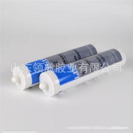 透明快干密封山东璃胶厂家 耐老化 防水酸性硅酮耐候玻璃胶