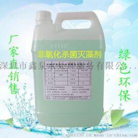 杀菌灭藻剂厂家告诉你如何防治水体中藻类和微生物