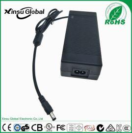 29.2V4A铁锂电池充电器 29.2V4A 欧规TUV LVD CE认证 29.2V4A磷酸铁锂电池充电器