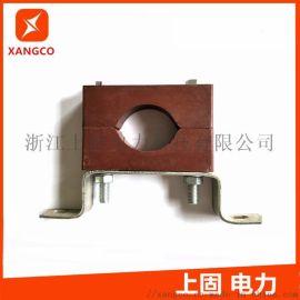 FJ-11预分支 单孔电缆夹具 防涡流夹具