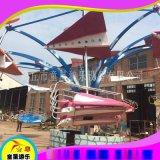 景区游乐设备风筝飞行商丘童星游乐设备厂家直销