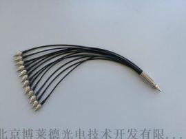 多分支多模石英SMA905光纤跳线
