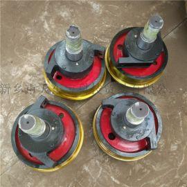 专业生产轴承箱车轮 起重机车轮组 250单边车轮组