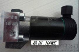 哈威電磁閥WN 1 D-G 24原装进口