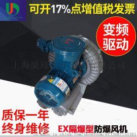 防爆高壓鼓風機EX-G-1
