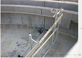 污水池伸縮縫漏水堵漏高壓注漿補漏