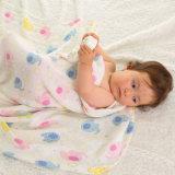 雙層水洗紗布襁褓巾 新生兒紗布包巾 寶寶紗布蓋毯