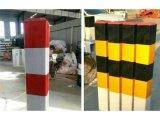 自來水管道警示牌玻璃鋼立柱標誌樁耐腐蝕