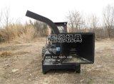 HCN品牌小型滑移碎木機