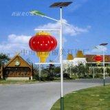 LED戶外防水燈籠中國結燈杆裝飾景觀燈