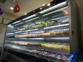 郑州专业定做水果保鲜柜的丨定做水果饮料保鲜柜厂家