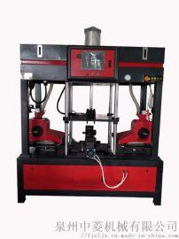 全自动液压水平分型射芯机 双模双工位射芯机生产厂家