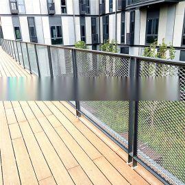 喷塑钢铝板网 浸塑钢板网规格 重型钢板网片供应