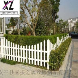 PVC草坪护栏、花园围栏、花园草坪护栏