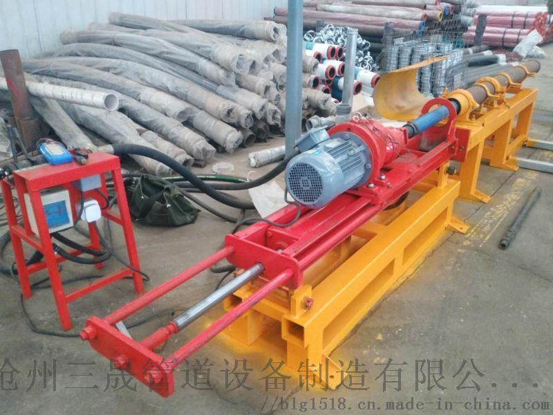 泵管疏通钻机 专业清理混凝土堵管钻机