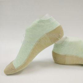**款铜纤维棉袜船袜男船袜新型材质袜子广州袜子厂