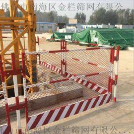 广东佛山工地围挡施工护栏临边护栏基坑护栏厂家直销