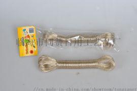 厂价直销室内外晾衣绳包塑晾衣绳PVC晾衣绳