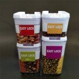 ps密封罐 食品包装易扣罐 虫草包装塑料罐