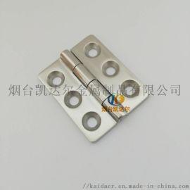 316不锈钢精密铸造工业合页铰链CL233-1