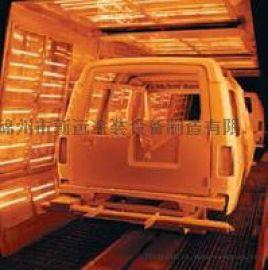 河南户外运动器材粉末喷涂线改造xytz-040