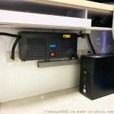 銀行線路整理 剛性防護 電源分離器集中盒