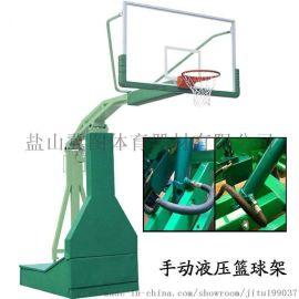 电动液压篮球架-河北篮球架厂家