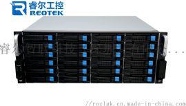 24盘位 4U 机架式 2个网口服务器
