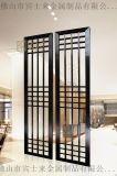 上海艺术不锈钢屏风设计手工定制屏风隔断厂家