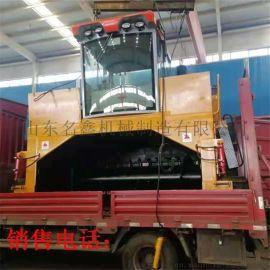 厂家**有机肥发酵翻抛机 污泥翻堆机设备