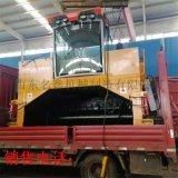 廠家專供有機肥發酵翻拋機 污泥翻堆機設備