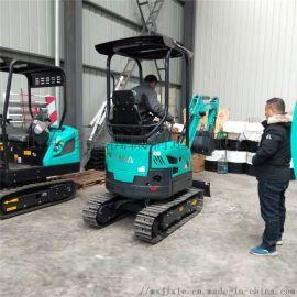 新款先导型小挖掘机 配驾驶室带空调小挖掘机