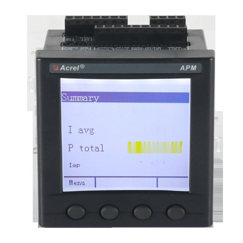 安科瑞 APM830 故障錄波電能表 0.2S