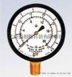Marshalltown的G系微壓表低壓力表燃氣表