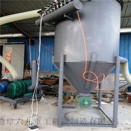 带除尘设备水泥粉输送机 负压气力输送机Lj1