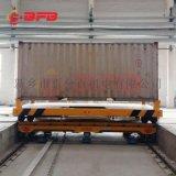 南京辅助轮转弯轨道车 同步运行轨道平车安全操作规范